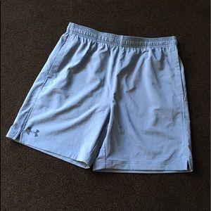 Under Armour Men's XL blue shorts